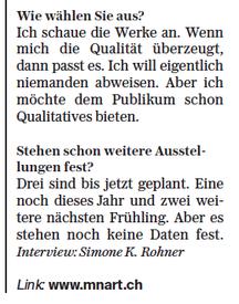 Bieler Tagblatt, 17. 09. 2019