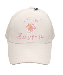Kappe Kids Austria weiß