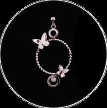 Bijoux Collection Réminiscence de bijoux anciens, made in France