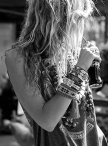 Bracelets Bohémiennes Hand Made pour Femme