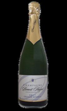 Champagne Benoit HUGOT. Cuvée Grande Réserve