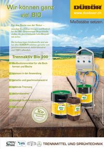 Flyer TRENNAKTIV Bio 200