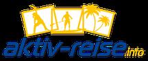 Logo | SUP Reiseführer Deutschland, aktiv-reise.info
