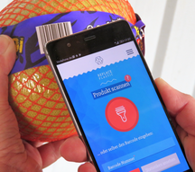 Replace Plastic App um umweltschädliche Verpackungen zu ersetzen