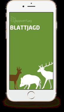 Blattjagd App