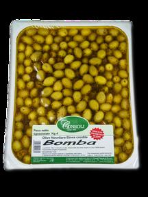 Olive verdi Bomba