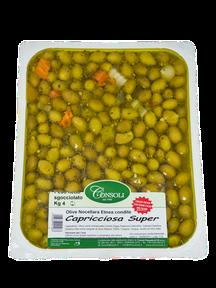 Olive verdi Capricciose