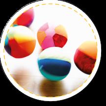 Luftballonhülle Babyball