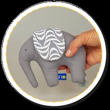 Elefant Greifling