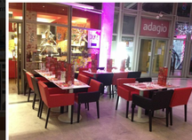 Réfection restaurant resto pico a la défense / 80 fauteuils /