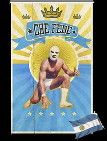 Logo Che Fede director