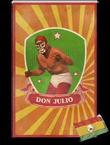 Logo Don Julio director