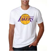 футболки лос анджелес лейкерс