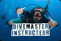 Devenir pro de plongée à Nusa Penida, divemaster et instructeur de plongée.