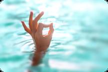 Image signe ok de plongée fun dive Nusa Penida