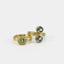 Goldschmiede HAGEN | Gold und Blautöne