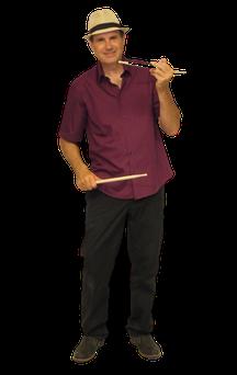 Didier, batterie depuis 2017