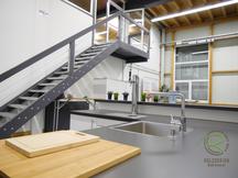 Küche mit Theke - Scheinerei - Holzdesign Rapp Geisingen