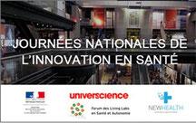LMC FRANCE Journees nationales innovation sante 2016 ministre sante MARISOL TOURAINE MINA DABAN STEPHANE DABAN