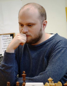 Marcel Hess entschied den Mannschaftskampf (Foto: A. Obdenbusch)