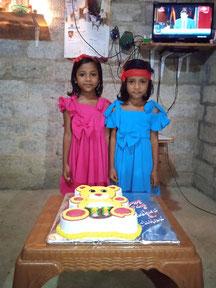 Chalani und Chatuni Nethsaranie 15.07.2015