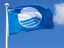 Blaue Flagge 2018