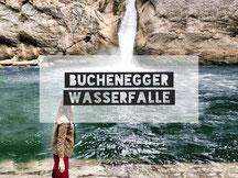 Buchenegger Wasserfälle im Allgäu