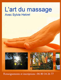 L'Art du Massage avec les Huiles vitalisées aux plantes - via energetica, annuaire de therapeutes