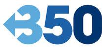 350 ppm - die Maximalkonzentration von CO2 die wir in der Atmosphäre haben sollten. Heute beträgt die Konzentration ca 399 ppm.