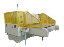 tech.co Glaser GmbH - Groflächenstanze Typ DT/AC Hersteller: MANAS Automation