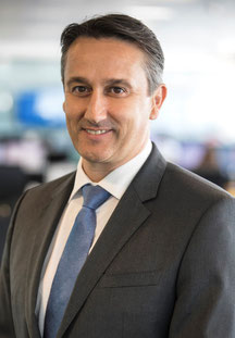 Justin Carr to head Etihad Cargo  - photo: EY