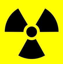 International trefoil symbol for radiation