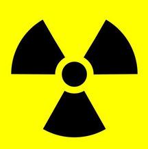 International trefoil symbol for radiation