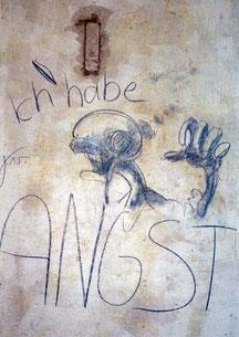 Wandmalereien von Wolfgang Schroll