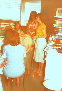 Das Team der Kindersialyse