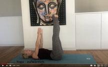 Yoga Aufwärmen
