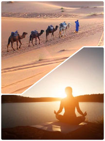 サハラ砂漠/モロッコで綺麗になる女子旅/現地ツアー紹介taiken.morocco.com
