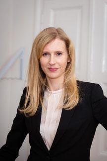 Portraitfoto Mag. Katharina Haiden