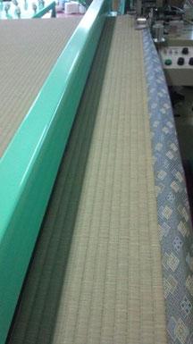 熊本県産の畳おもて 人気の畳へり 畳おもて替え
