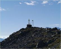 Augstbordhorn 2970m.