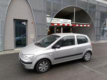 Seestadtauto #2: Kleinwagen - Hyundai Getz