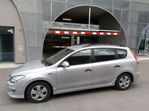 Seestadtauto #1: Kombi - Hyundai i30 cw