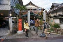 松尾芭蕉の縁の地を巡る。