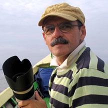 Francisco González, Jefe de Fotografía y Editor Gráfico de Diario Córdoba. Foto: © F.G.