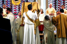 Christus - Das neue Gewand