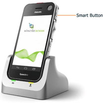 Dicteren met voice recorder met app