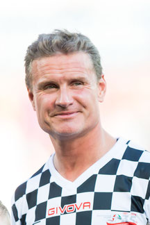 david coulthard booking