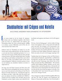 Bericht des Woll-Magazins