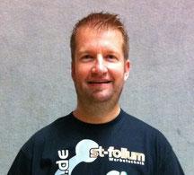 """Stefan """"Bernd"""" freut sich auf die Arbeit mit der Mannschaft und seine neue Aufgabe beim TuS!"""