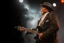 Ursprünglicher Blueser mit Soul in der Stimme: Big Daddy Wilson (Foto: BDW)